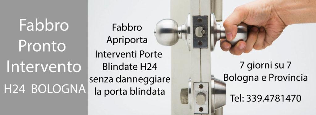 Fabbro Apriporta Bologna H24 - pronto intervento e cambio serrature